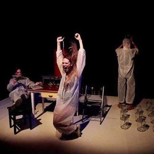 Divadelný kabinet Východňara: Kon(spiritual)