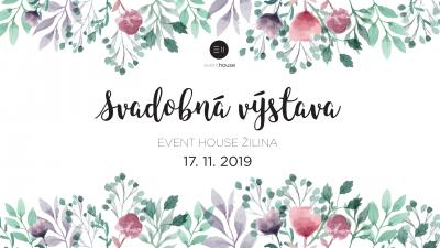 Svadobná výstava Event House Žilina 2019