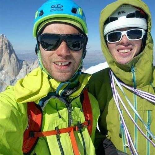 Hory a Mesto: Jozef Krištoffy a Ondrej Húserka: Cerro Torre - Sen každého lezca