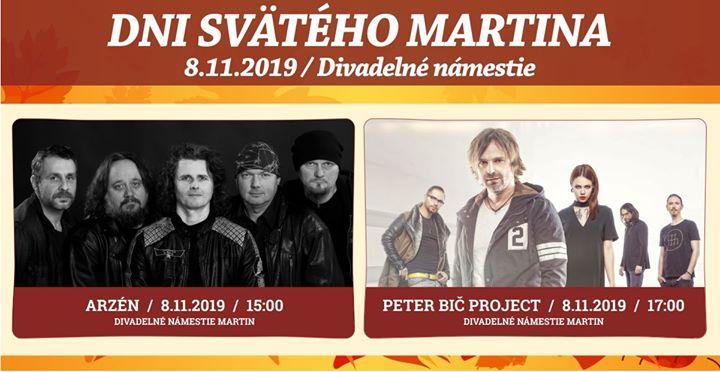 Dni svätého Martina 2019