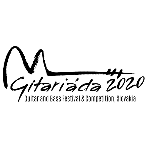 GITARIÁDA 2020 - Guitar and Bass Festival & Competition