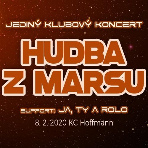 Otváračka - Hudba z Marsu