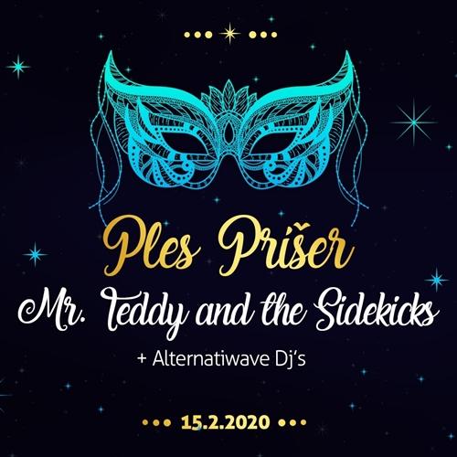 Ples Príšer - Mr.Teddy and the Sidekicks