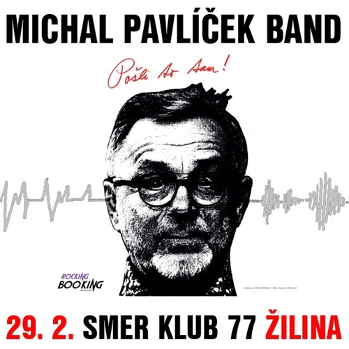 MICHAL PAVLÍČEK & BAND