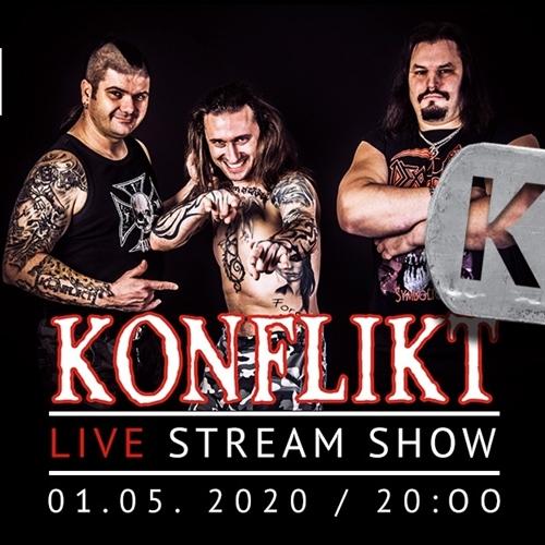 Konflikt Live Stream Show